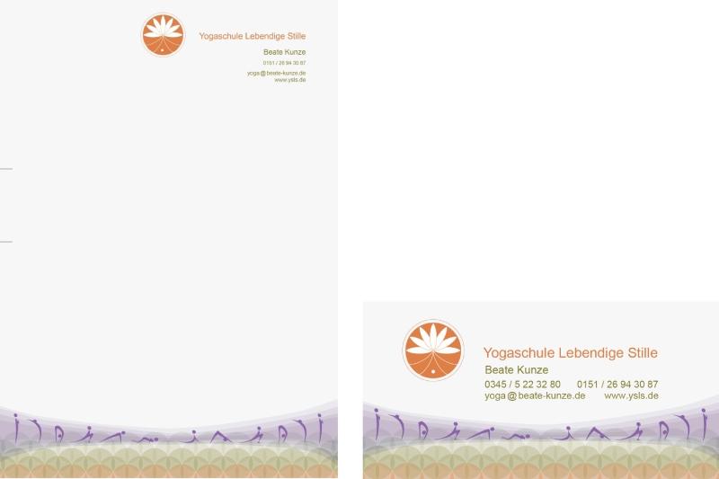 suse kaluza grafikdesign Briefbogen Beate Kunze