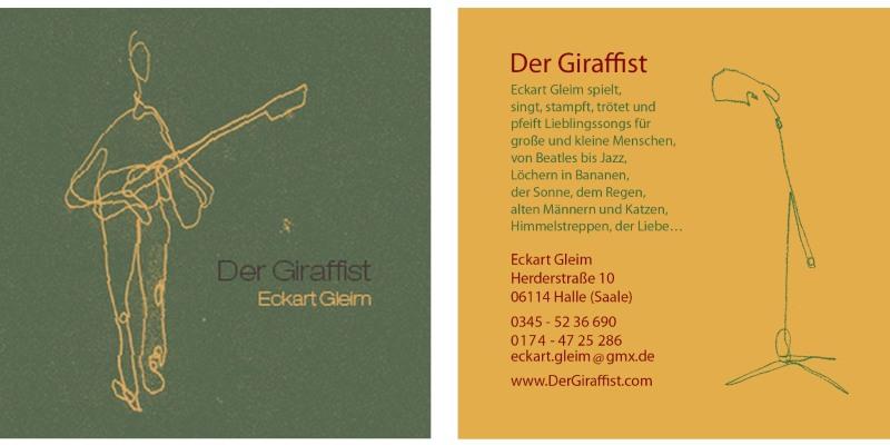 suse kaluza grafikdesign Eckart Gleim Flyer