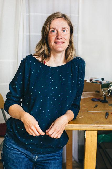 Suse Kaluza in Person