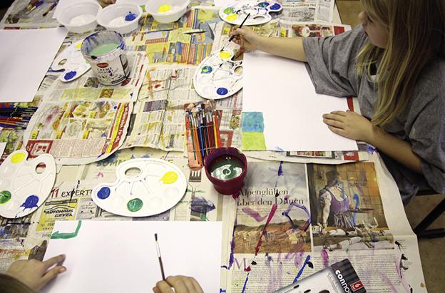 suse kaluza design kunstprojekt Rot Blau Gelb14