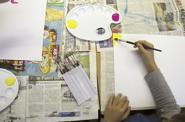 suse kaluza design kunstprojekt Rot Blau Gelb7