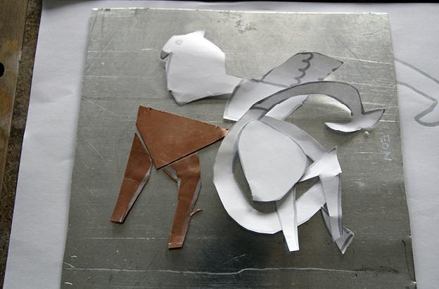 suse kaluza design kunstprojekt griechische fabelwesen14