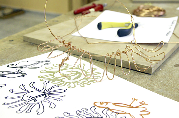 suse kaluza design kunstprojekt griechische fabelwesen2
