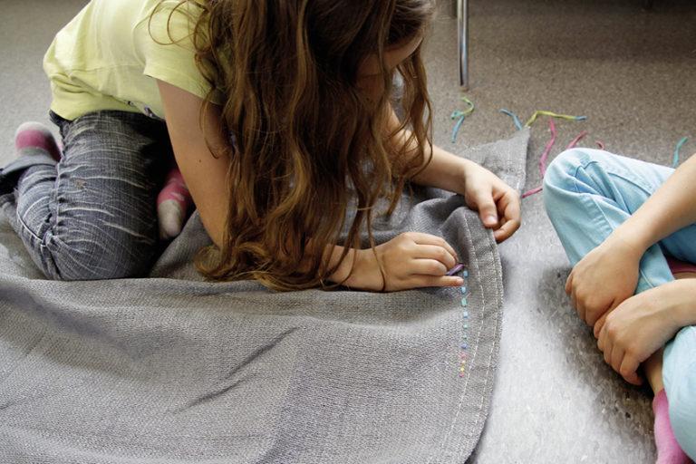 suse kaluza design kunstprojekt heiderand sonnensegel