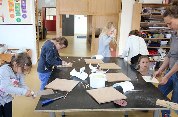 suse kaluza design kunstprojekt kohle kreide pinselstrich16