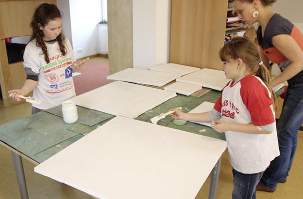 suse kaluza design kunstprojekt kohle kreide pinselstrich9