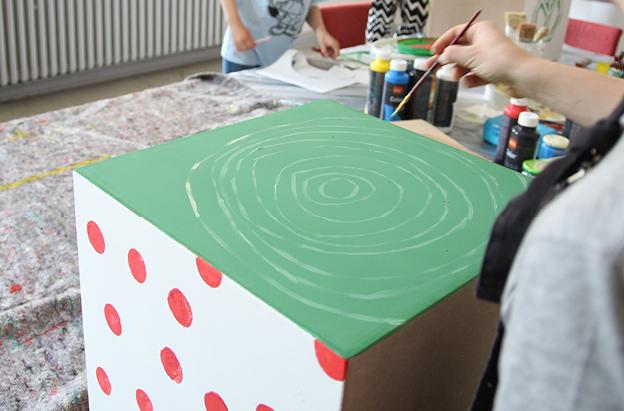 suse kaluza design kunstprojekt mut ich14